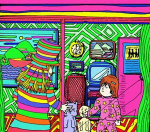 子供向けの絵本を制作