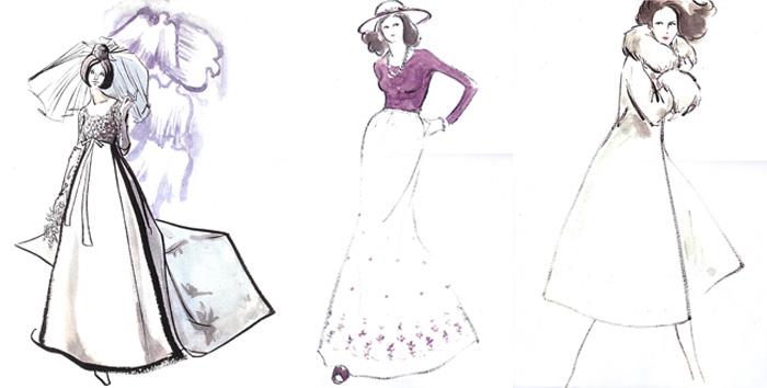 ファッションイラスト