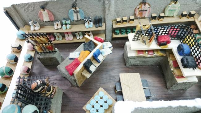 インテリア・店舗模型